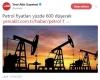petrol fiyatları yüzde 600 düşecek
