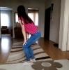 roman dansında akla ziyan hareket