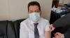başhekimi makamına getirip aşı olan akp li başkan