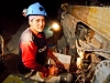 maden ocaklarında çalışan kadın olmaması