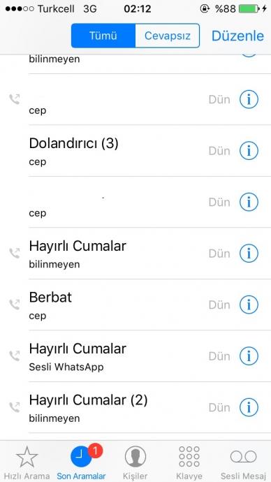 Telefon Rehberindeki Ilginç Isimler Uludağ Sözlük