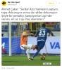 18 şubat 2018 galatasaray aleyhine çalınan penaltı