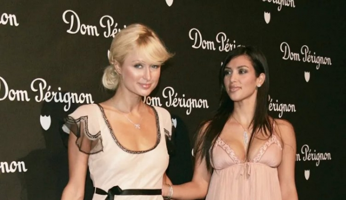 paris hilton vs kim kardashian