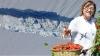 fatma şahin in antarktika gezisi