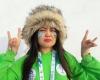 trendyol dan alınan inanılmaz güzel yeşil kazak
