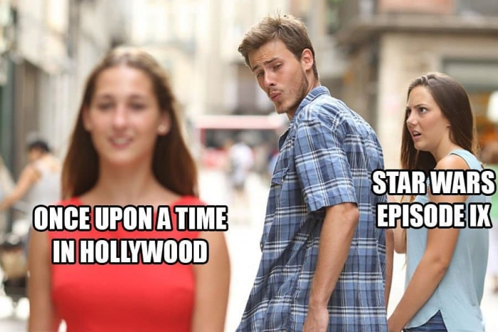 once upon a time in hollywood resim 1