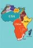 afrika nın topral büyüklüğü