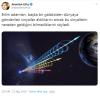 başka bir galaksiden dünyaya sinyal gönderilmesi