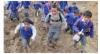 doğu ve güneydoğudaki çocuklarda kronik açlık var