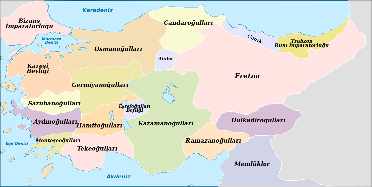 Osmanlı Devleti foto galeri