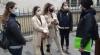 polise kapa çeneni diyen kadın turistler