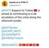 ispanya nın türkiye ye destek tweetini silmesi