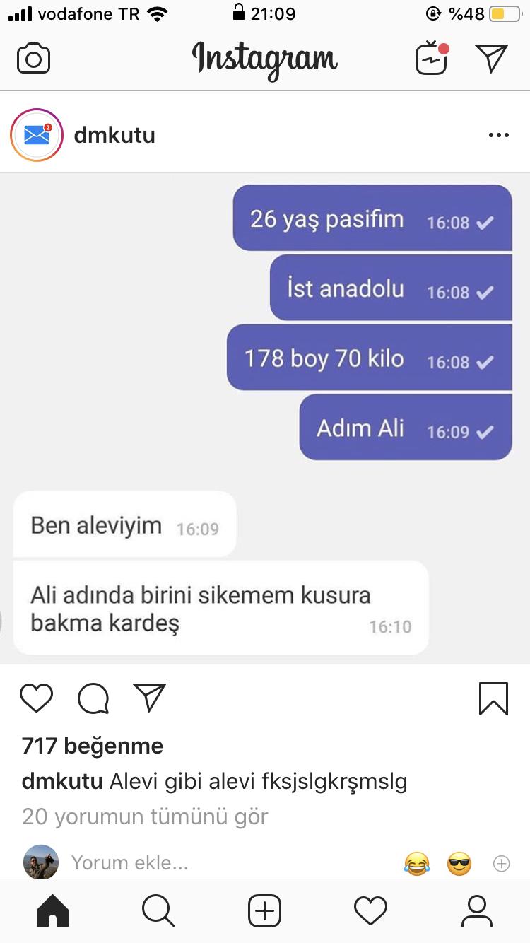 yaran instagram iletileri