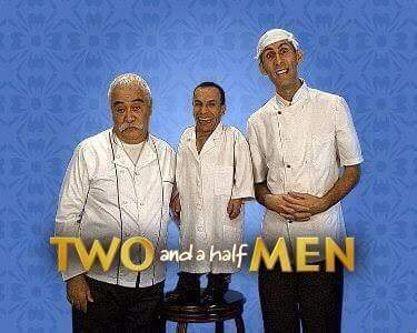 two and a half men resim 2