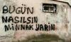 gecenin duvar yazısı