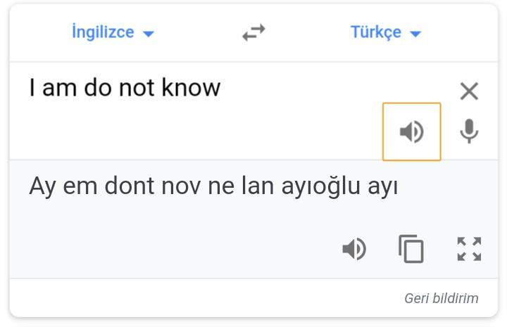 yaran google translate çevirileri