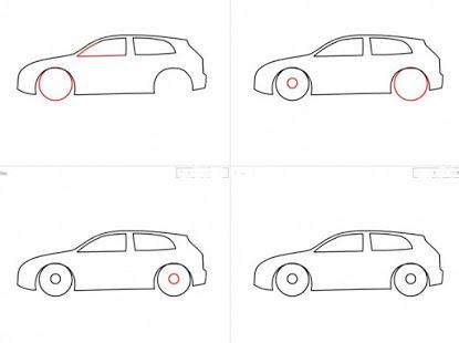 yerli otomobilde 2 boyutlu çizimler tamamlandı