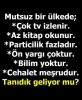türkiye nin mutsuz bir ülke olması