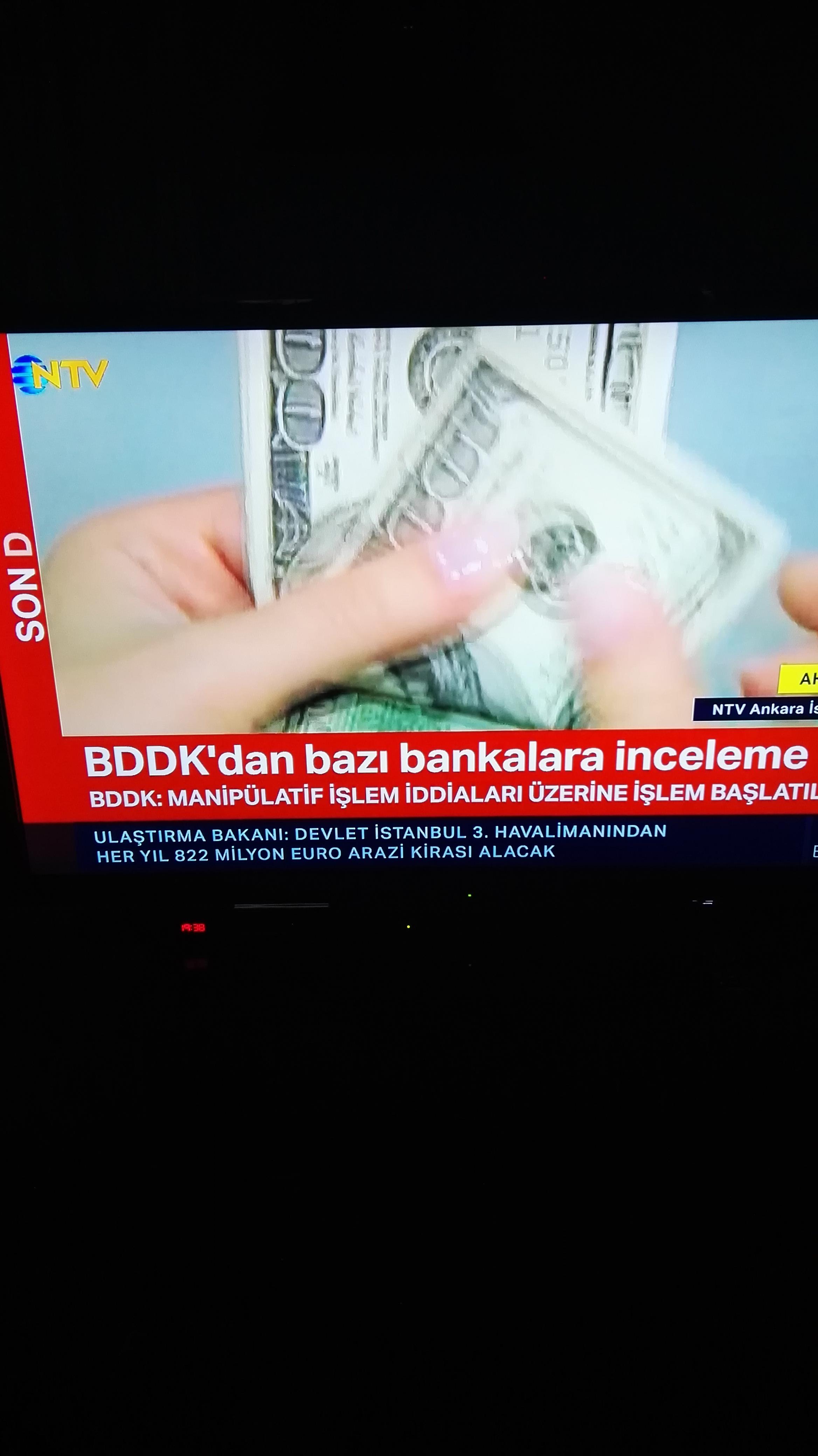 bddk nın bazı bankalara incele başlatması