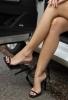 kadın ayağı