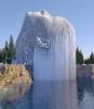 neo osmanlı akp mimarisi plastik sokak çeşmesi