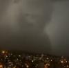 istanbulda görülen tesla silueti