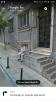 google maps deki merdivende oturan amca