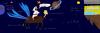 kanatlı at ile uzaya havalanmak