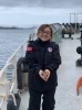 fatma şahin in antartika gezisi