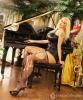 kediciklerden piyano dersi alan siyasi