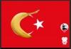 suriyelilerin türk bayrağına hakareti