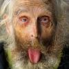 uzun saç bırakan yaşlılar