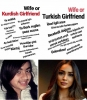 türk kızı vs kürt kızı